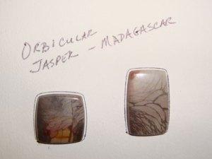 Orbicular Jasper ~ Madagascar