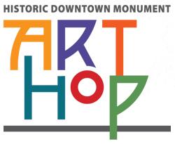 2009 Art Hop Logos Final